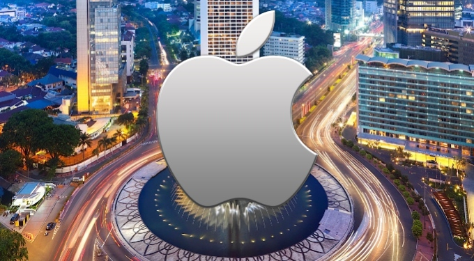 LA MANZANA DE LA TENTACIÓN - Página 3 Apple-Store-Jakarta-2013