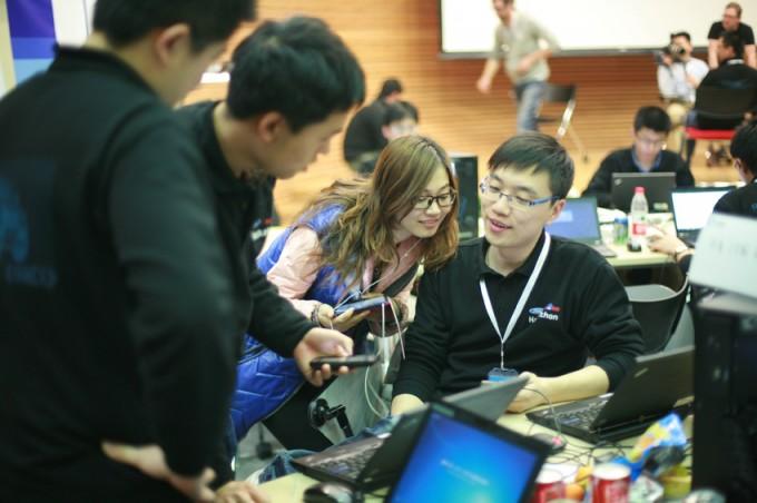 Baidu Ford hackathon