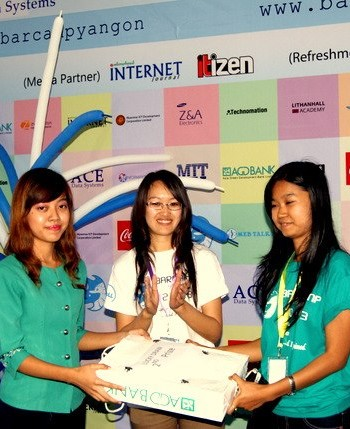 Barcamp Yangon 2013