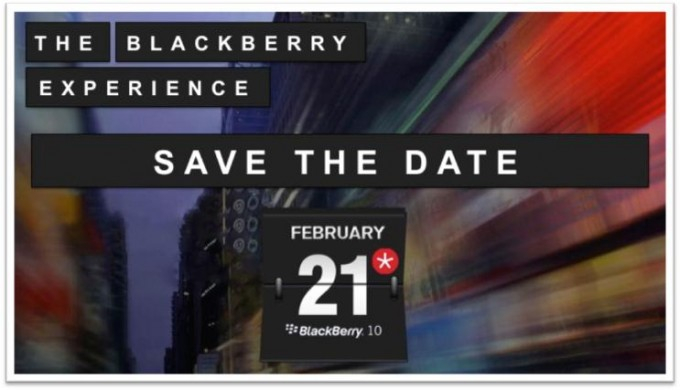 Blackberry 10 Singapore launch date