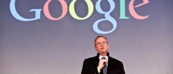 Google's Eric Schmidt in China