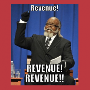 Revenue First!