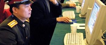 China military hackers