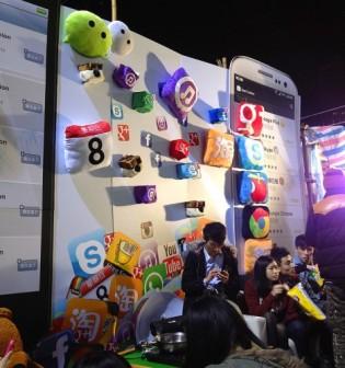 Android in Hong Kong 2013