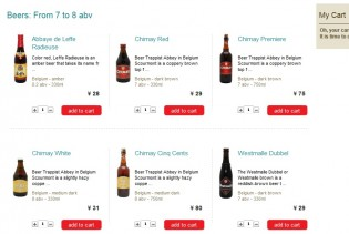 CheersIn China beer ecommerce
