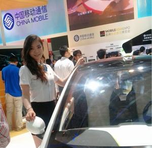 China Mobile 4G trials in Hangzhou
