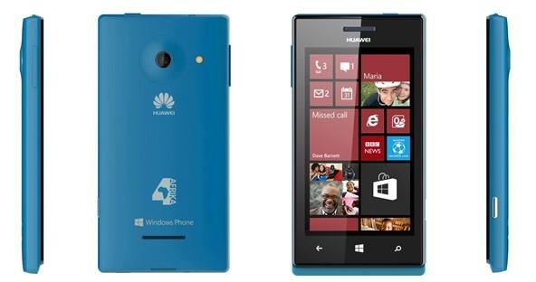 Huawei 4Afrika WP8 phone