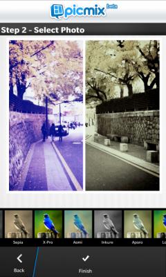 Picmix screenshot 2