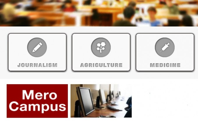 MeroCampus education marketplace