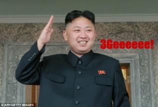 North Korea 3G