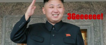 North Korea 3G