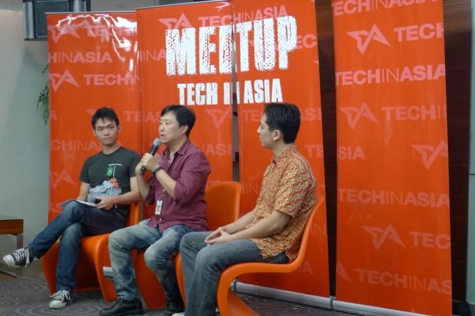 Techinasia Jakarta Meetup