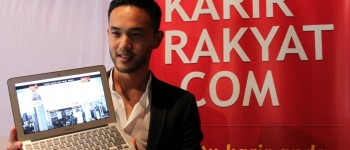 Karir Rakyat launch