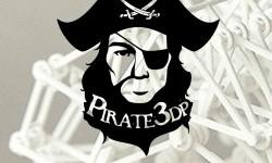 Pirate3DP funding
