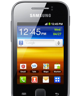 Samsung Galaxy, Android in India