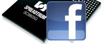 Spreadtrum Facebook deal