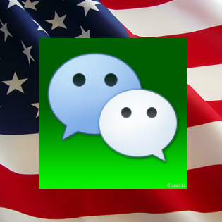 China's Tencent to Open Office in America Devoted to WeChat App