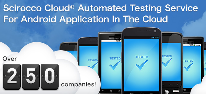 cloud based android application development
