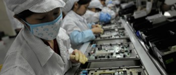 student worker factory China