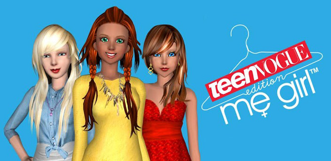 Frenzoo Partners With Teen Vogue To Launch 3D Fashion Mobile RPG for Girls