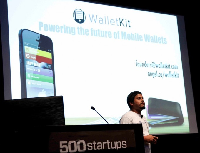 WalletKit at 500 Startups