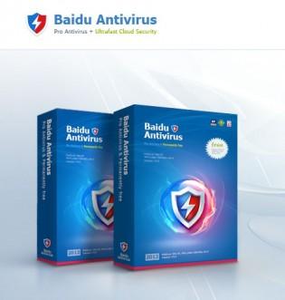Baidu Antivirus in English