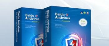 Baidu Antivirus in English