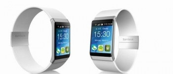 Bambook Smart Watch running Firefox OS