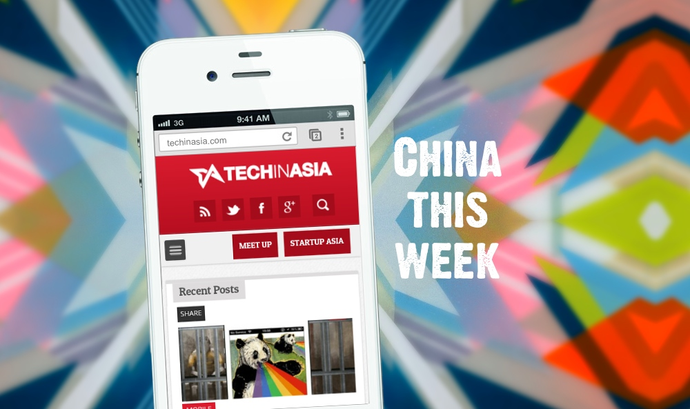 8 Must-Read Tech Stories in China This Week