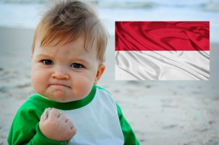 Indonesia serious success