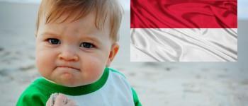 Indonesia serious success