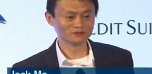 Jack Ma talks b2C e-commerce - video