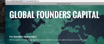The new Global Founders Capital fund