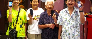 Silverline app for seniors