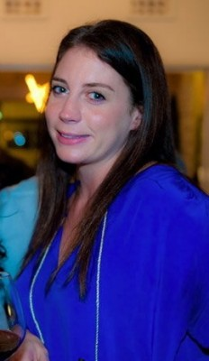 Luxola's founder and CEO Alexis Horowitz-Burdick