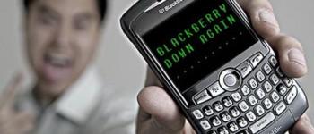blackberry messenger problem