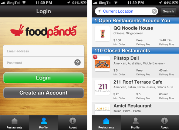 Rocket Internet S Foodpanda Launches Mobile App In 14 Countries