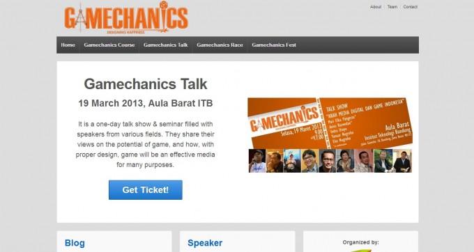 gamechanics talk