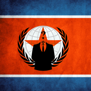 Anonymous hacks North Korea