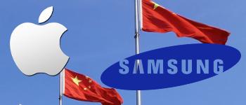 Apple Samsung earthquake donations