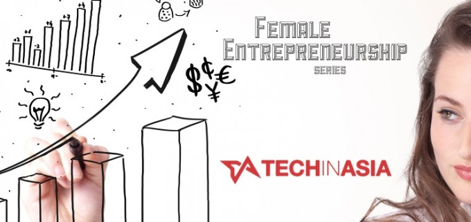 Female entrepreneurs Asia series
