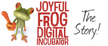 JFDI - joyful frog digital incubator