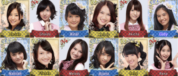 JKT48 Card Battle