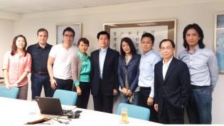 Kaifu Lee and team