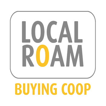 LOCALROAM SQUARE Logo