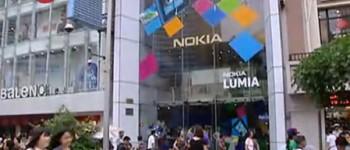 Nokia Shanghai flagship store shuts