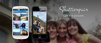 collaborative photo-sharing app shutterpair