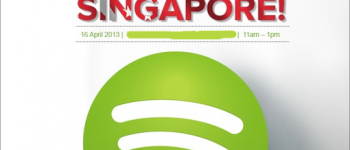 Spotify Singapore launch