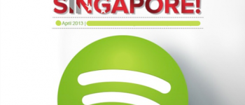 Spotify Singapore launch April 2013