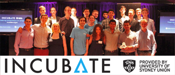 incubate founders and logo